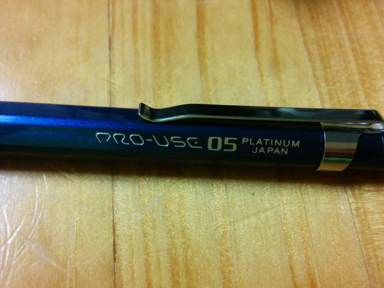 1本のペンに出る技術の差